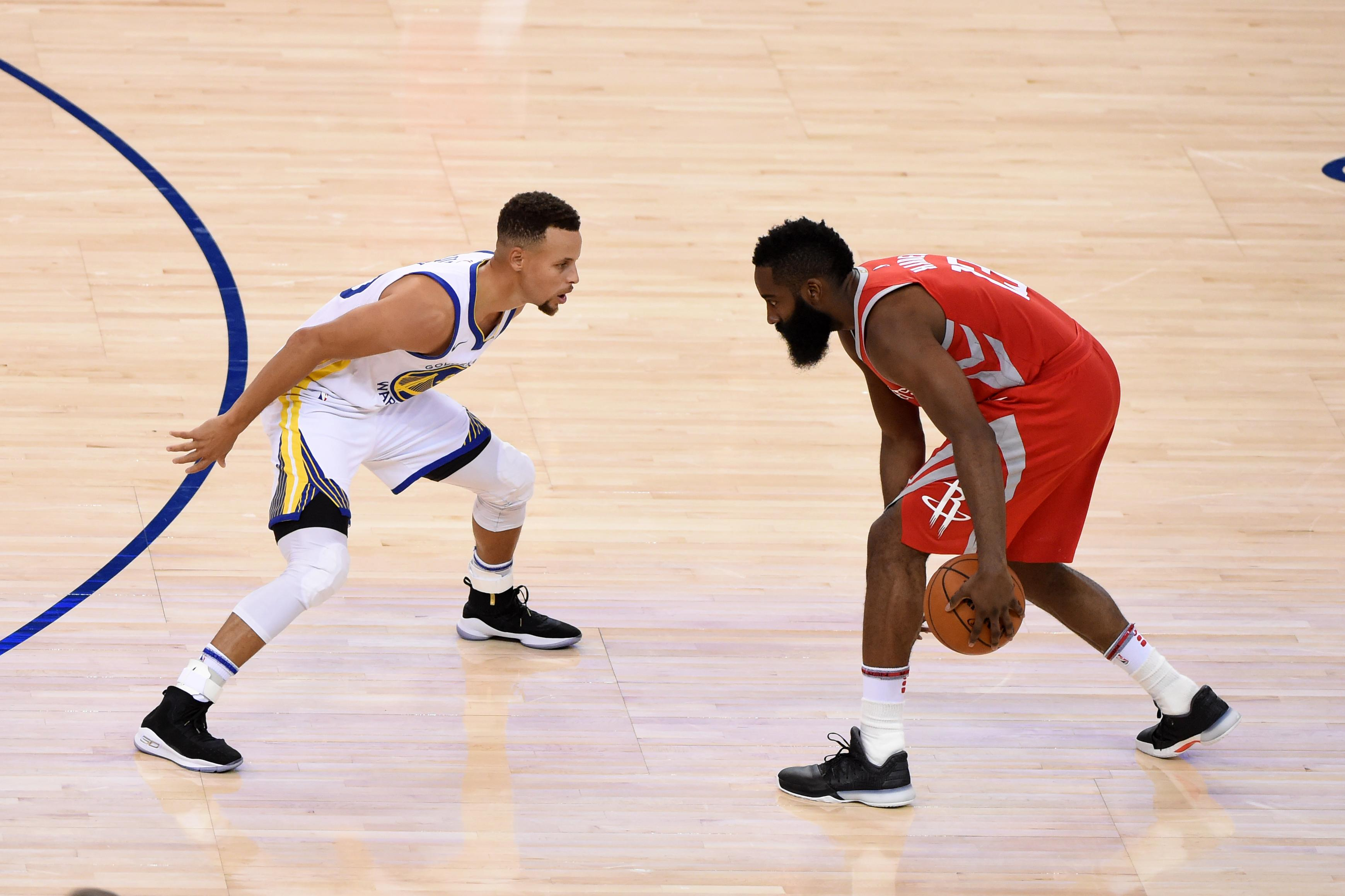 Rockets vs. Warriors preview: The NBA's two best teams and their galaxy of stars square off ...