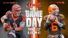 Browns vs. Bengals comprehensive pre-game guide