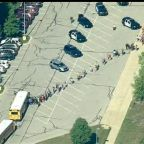 Indiana middle school shooting: Male student shot teacher, student, police say