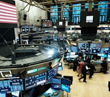Stock market news live updates: Stock futures open slightly lower after mixed session on Wall Street