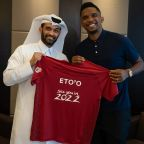 World Cup 2022: Samuel Eto'o - Everyone who visits Qatar will return with a sense of satisfaction