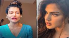 Payal Rohatgi gets angry on Rhea Chakraborty after watching her interview on Sushant