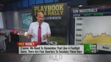 These 5 signs tell Jim Cramer that Tuesday's market rally...
