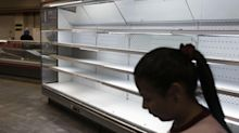 Photos Of Empty Grocery Shelves Show Dire Situation In Venezuela