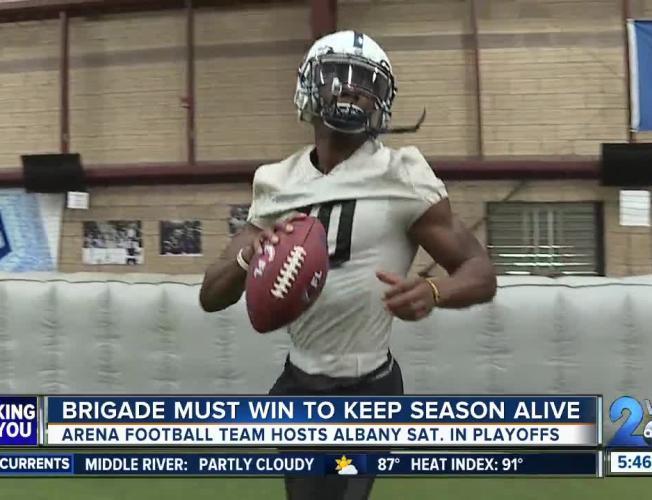 Baltimore Brigade must win to keep season alive