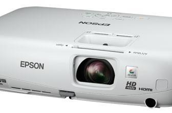 Epson adds the Home Cinema 750HD to its line of home theater projectors, ships in March for $899