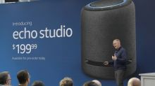 How the Amazon Echo Studio compares to the competition