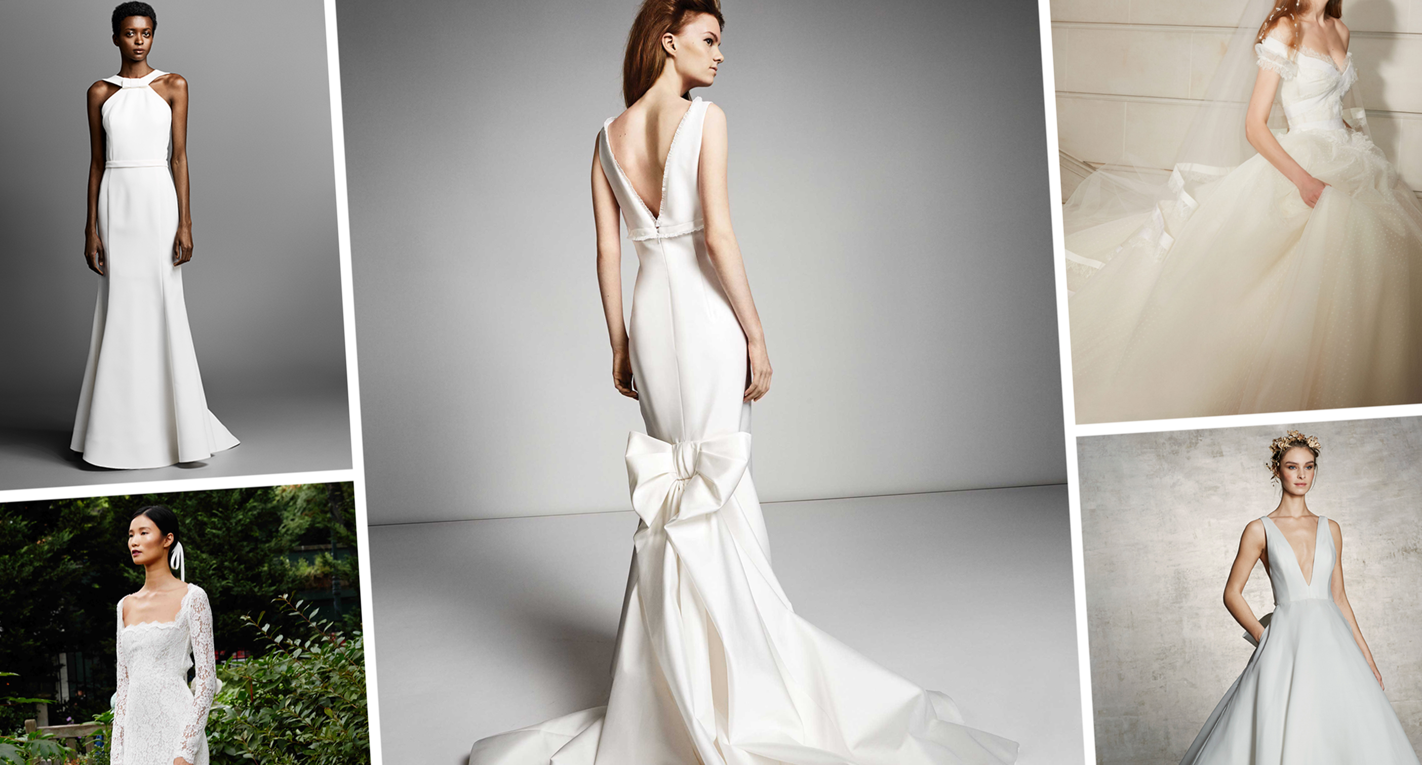 Top 2019 Wedding Dresses