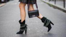 Slouchy boots: las botas ochenteras que regresan con todo