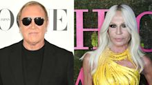 Why Some People Aren't Happy That Michael Kors Bought Versace