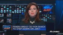 Panera's Ron Shaich is stepping down as CEO, but first he's repurchasing Au Bon Pain