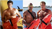 'Baywatch': así eran y así son ahora las estrellas de la serie