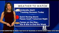 WBZ AccuWeather Morning Forecast For March 30