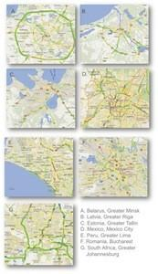 Google Maps live traffic updates served up to seven new regions, 19 more get 'expanded coverge'