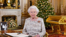 Queen's strict Christmas ritual revealed, from menus written in French to her 'strong' martini