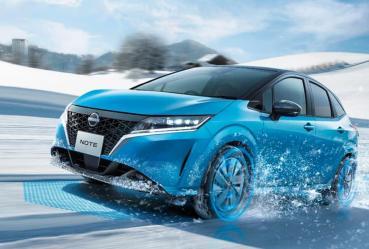 NISSAN日本推出改款Note e-POWER 4WD動力與操駕定步升級,加碼推出Note AUTECH特仕車