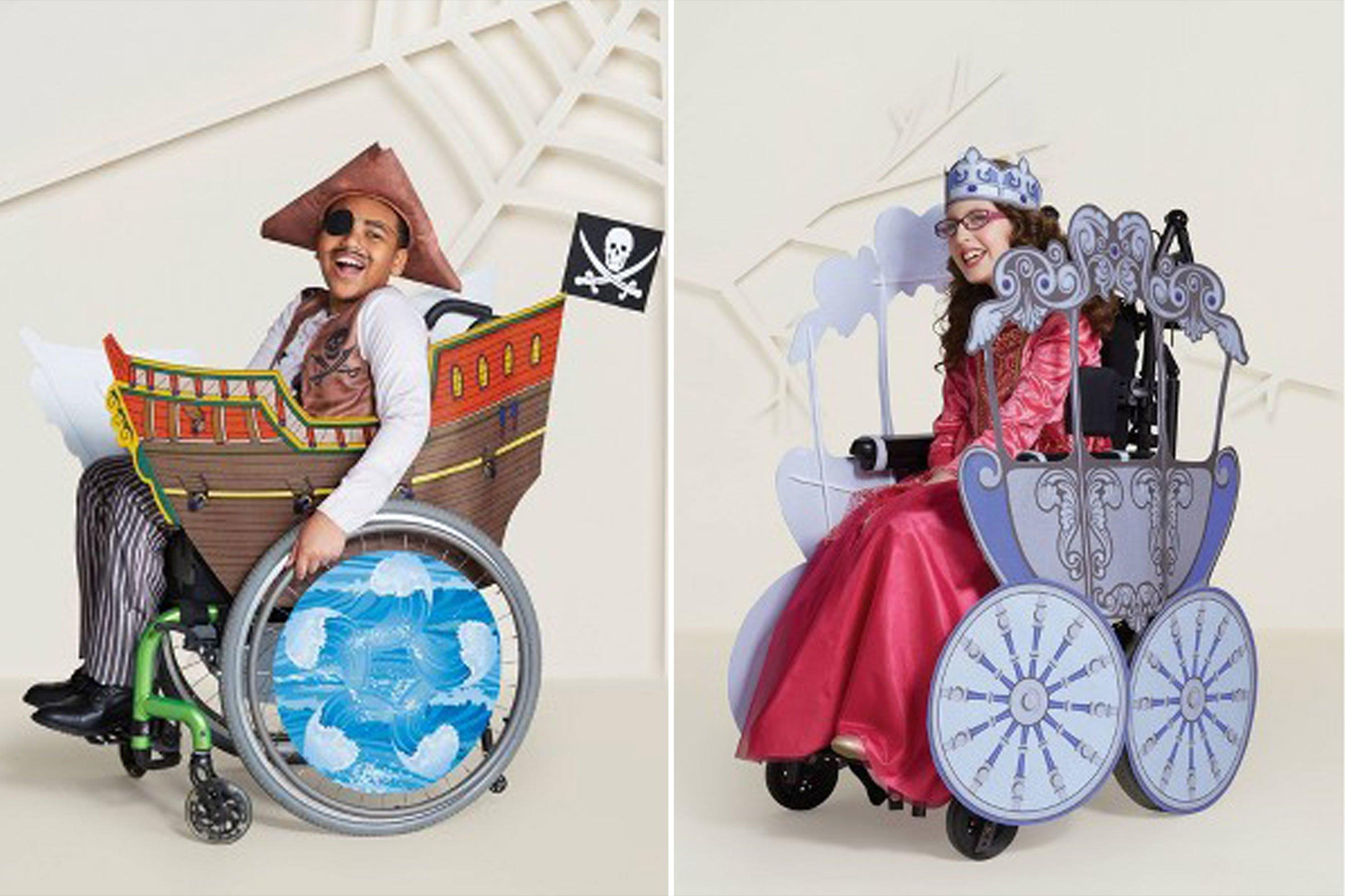 Students With Special Needs Face Double >> Target Introduces Adaptive Halloween Costumes For Kids With Special