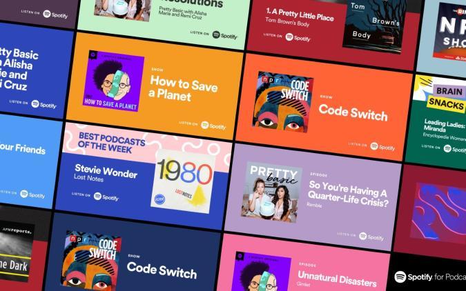 Spotify Promo Cards