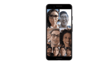 How to group video chat on between iPhones and Android phones