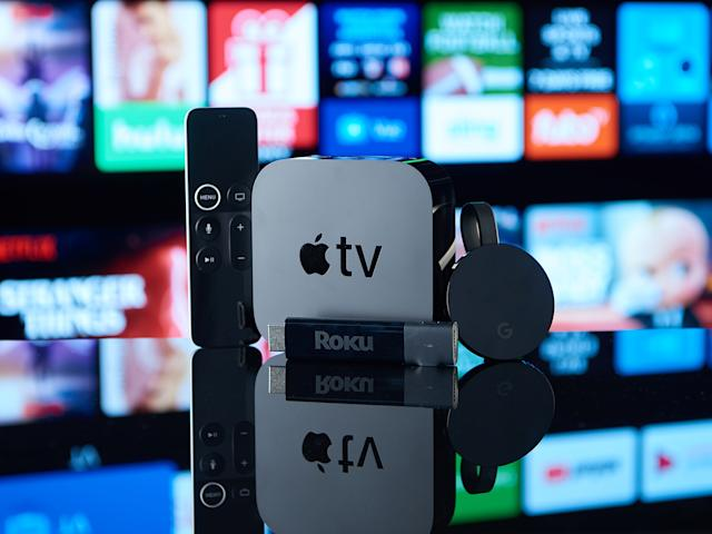 Why are there so many TV streaming services?