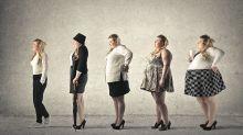 外國調查:肥同事收入 較苗條同事低