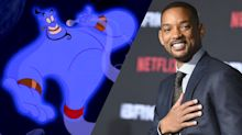 Will Smith strikes 'biggest money deal in film history' to record new music for Guy Ritchie's Aladdin (report)