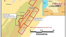 Max Resource Corp. Acquires Copper Properties in Colombia