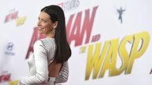 Ant-Man star Evangeline Lilly rips her male Marvel co-stars for complaining about super suits
