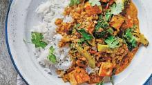 Paneer and Broccoli Masala from 'Indian Family Kitchen'