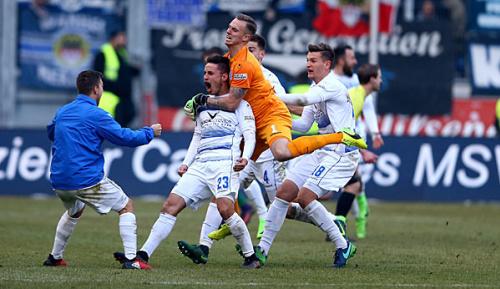 3.Liga: MSV auf dem Weg Richtung Aufstieg, aber Ärger mit den Fans