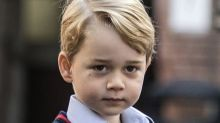 Prince George's heartbreaking reaction to Netflix documentary