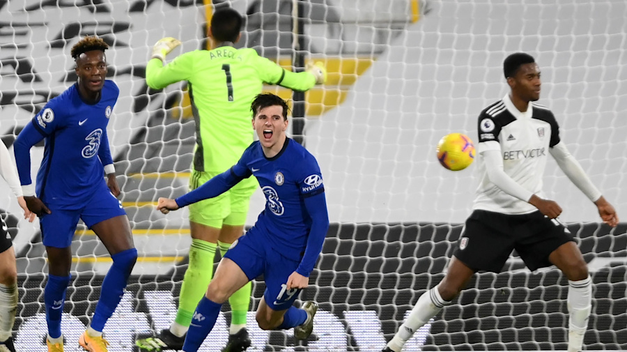 It's about time: Chelsea holds off 10-man Fulham
