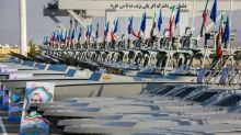 Iran Guards warn US after receiving new combat vessels