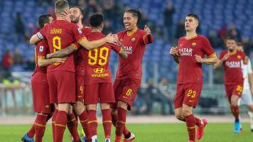 La Roma cala il poker. Under, Mkhitaryan, Dzeko e Kolarov: è 4-0 al Lecce
