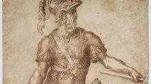Un dessin du rival de Michel-Ange découvert en Normandie, bientôt vendu aux enchères