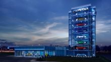 Carvana Debuts Los Angeles Car Vending Machine