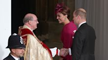 Duchess of Cambridge chooses designer favourite Alexander McQueen for Princess Eugenie's wedding
