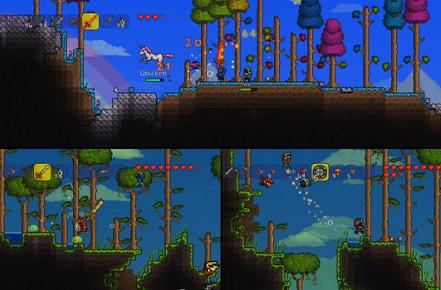 Terraria comes to consoles in February, dusts off this new content