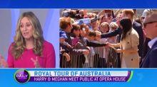 Royal tour of Australia