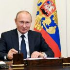 Putin sets new date for constitutional vote that would hand him power until 2036