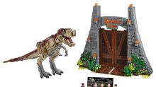LEGO is launching its biggest ever 'Jurassic World' Tyrannosaurus rex
