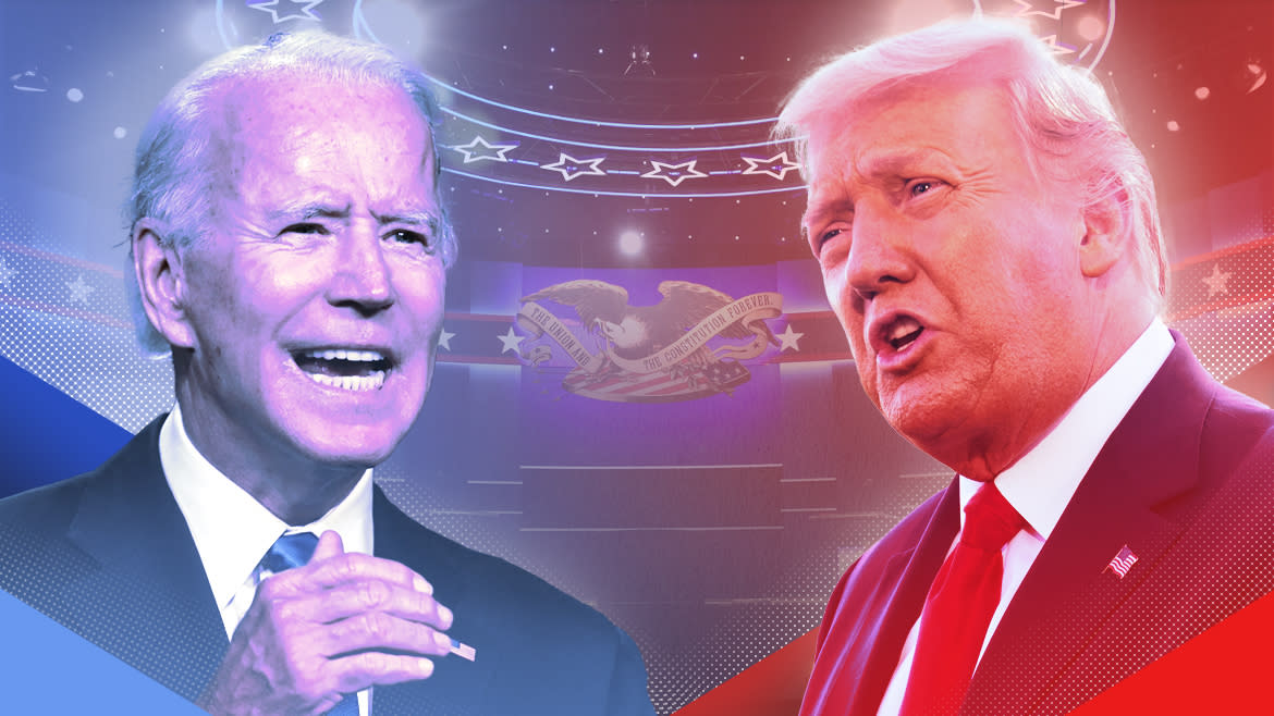 Live: Watch and fact-check the 1st presidential debate