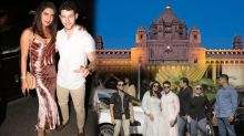 Priyanka Chopra Leaves for Jodhpur with Special Team of 15 Beauticians