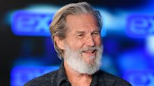 Jeff Bridges reveals his tumor is 'drastically' shrinking after lymphoma diagnosis