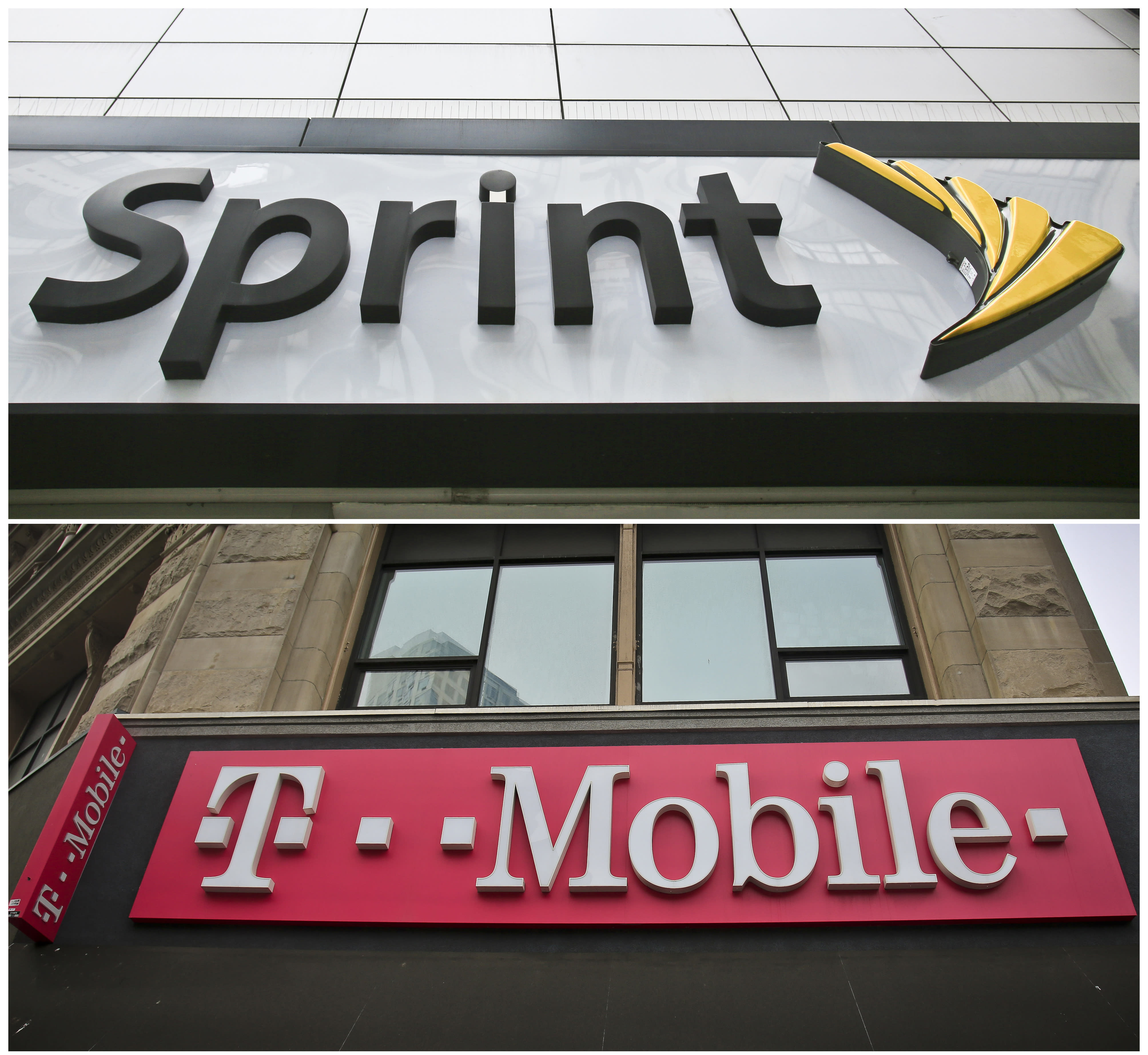 T Mobile Sprint Takeover Approved