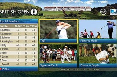 BBC promises Open Championship in HD next year