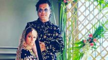 Poonam Pandey Confirms Reconciliation with Husband Sam Bombay, Says 'We're Back Together'