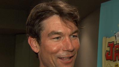 Jerry O'Connell Takes On 'Jake And The Never Land Pirates'