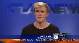 Disney Channel S Bizaardvark Star Jake Paul On Being A Social Media Guru