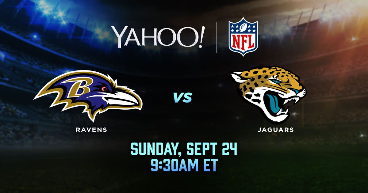 WATCH LIVE: Ravens vs Jaguars [Video]